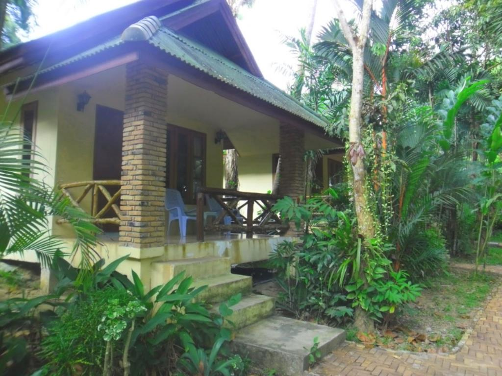 Ao Nang Garden Home Resort - Tropical Bungalows Resort Ao Nang Beach Krabi Thailand