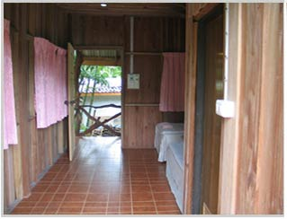 Bamboo House - Tree House Bungalows Adventure Tours Khao Sok Thailand