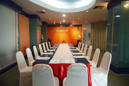 Boonsiam Hotel Central Krabi City Accommodations Conference Seminar Center