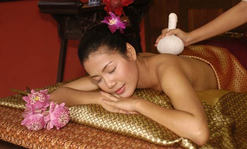 Boossabakorn Spa Beauty Salon Massage Packages Aonang Krabi Thailand