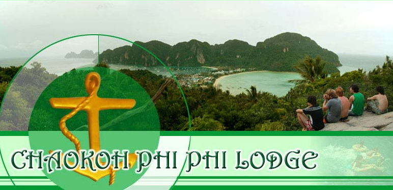 Chaokoh Phi Phi Lodge - Bungalows Resort Tonsai Beach Phi Phi Island Thailand