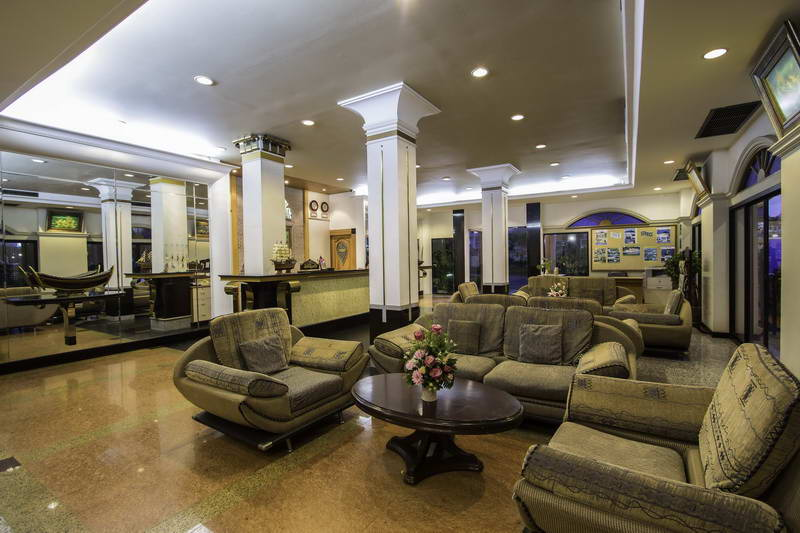 Crystal Hotel Hotel Accommodations Convention Center Krabi Thailand