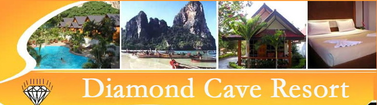 Diamond Cave Resort - Bungalows Resort Ao Nang Krabi Thailand