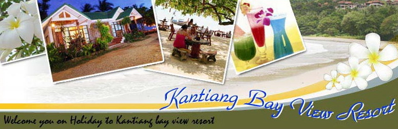 Kantiang Bay View Resort - Bungalow Resort Lanta Island Krabi Thailand
