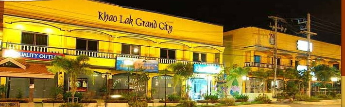 Khao Lak Grand City - Hotel Accommodations Khao Lak Phang Nga Thailand