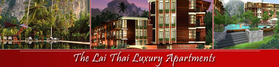 Laithai Resort Luxury Bungalows Resort Apartments Ao Nang Krabi Thailand