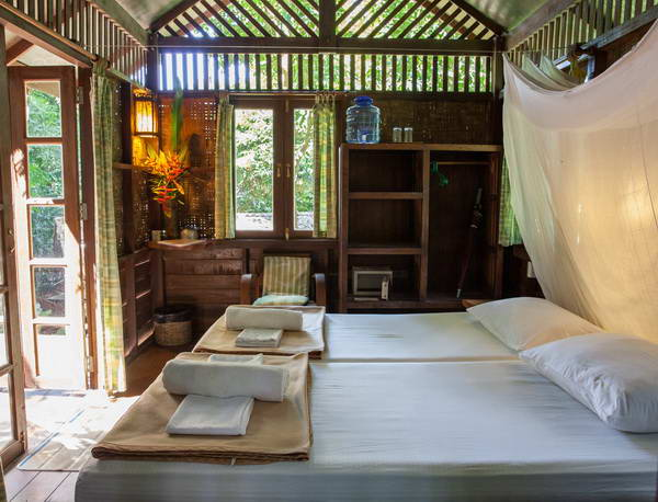 Our Jungle House Tree House Bungalows Resort Khao Sok National Park Thailand