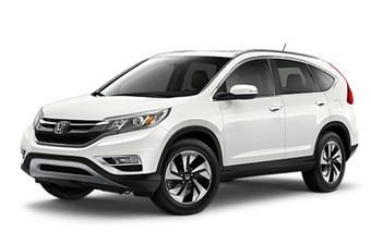 Krabi All Seasons Car Rent offers Competitive Prices Honda CR-V