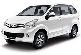 Krabi All Seasons Car Rent offers Competitive Prices Toyota Avanza