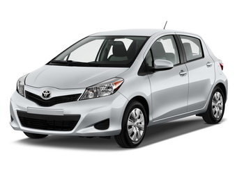 Krabi All Seasons Car Rent offers Competitive Prices Toyota Yaris