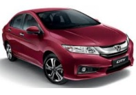 P.J. Krabi Car Rent Honda City