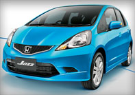 P.J. Krabi Car Rent Honda Jazz
