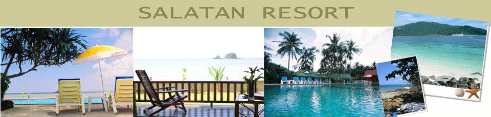 Salatan Resort - Seaside Beach Bungalows Resort Koh Lanta Island Krabi Thailand
