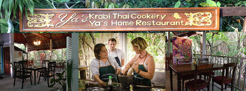 Ya's Home Restaurant Professional Chef Thai Cuisine Master